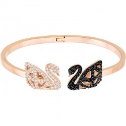 Buy Swarovski Ladies Bracelet Facet Swan M 5289535