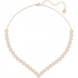Buy Swarovski Ladies Necklace Angelic Square 5351308