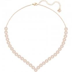 Swarovski Ladies Necklace Angelic Square 5351308