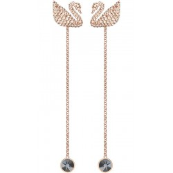 Buy Swarovski Ladies Earrings Iconic Swan 5373164