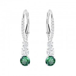 Swarovski Ladies Earrings Attract Trilogy Round 5414682