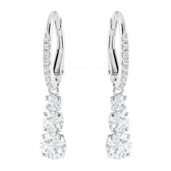 Buy Swarovski Ladies Earrings Attract Trilogy Round 5416155