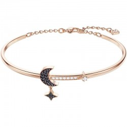 Buy Swarovski Ladies Bracelet Duo Moon 5429729