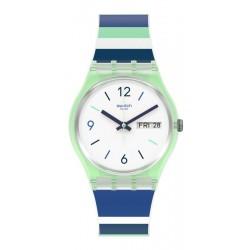 Swatch Unisex Watch Gent Sky Zebra GG711