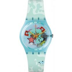 Buy Swatch Ladies Watch Gent Piscina GL121