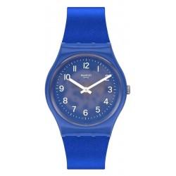 Swatch Unisex Watch Gent Blurry Blue GL124