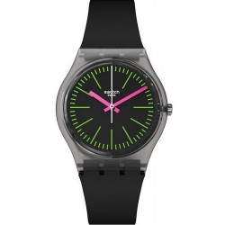 Buy Swatch Unisex Watch Gent Fluo Loopy GM189