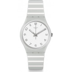 Buy Swatch Unisex Watch Gent Grayure GM190