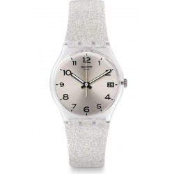 Swatch Ladies Watch Gent Silverblush GM416C