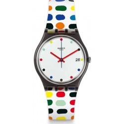 Buy Swatch Ladies Watch Gent Milkolor GM417