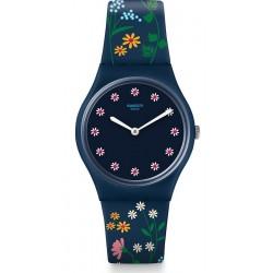 Buy Swatch Ladies Watch Gent Flower Carpet GN256