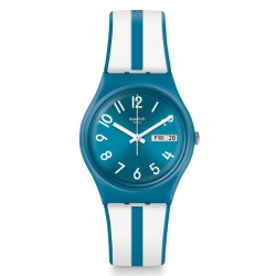 Buy Swatch Unisex Watch Gent Anisette GS702