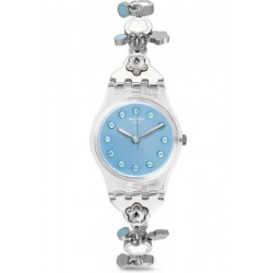 Swatch Ladies Watch Lady Flower Bumble LK356G
