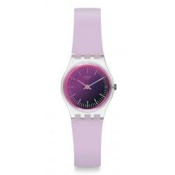 Swatch Ladies Watch Lady Ultraviolet LK390