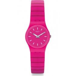 Swatch Ladies Watch Lady Flexipink L LP149A