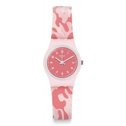Swatch Ladies Watch Lady Camourose LP157