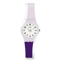 Swatch Ladies Watch Lady Purpletwist LW169