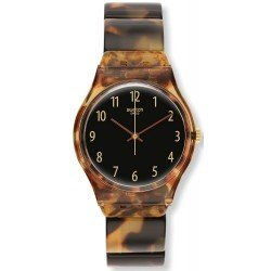 Buy Swatch Ladies Watch Gent Ecaille L GC113A