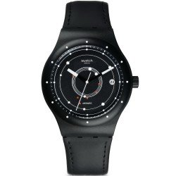 Buy Swatch Unisex Watch Sistem 51 Sistem Black SUTB400 Automatic