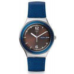 Buy Swatch Men's Watch Irony Big Djembe YGS774
