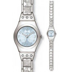 Swatch Ladies Watch Irony Lady Flower Box YSS222G