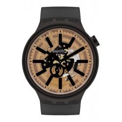 Swatch Watch Big Bold Dark Taste SO27B115