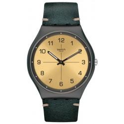Swatch Men's Watch Skin Irony Trovalized SS07M101