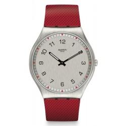 Swatch Men's Watch Skin Irony Skinrouge SS07S105