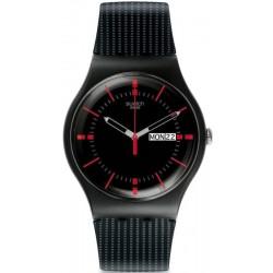 Swatch Men's Watch New Gent Gaet SUOB714