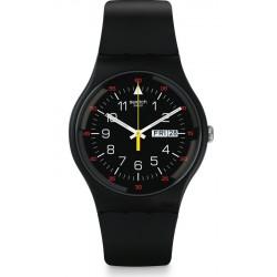 Swatch Unisex Watch New Gent Yokorace SUOB724