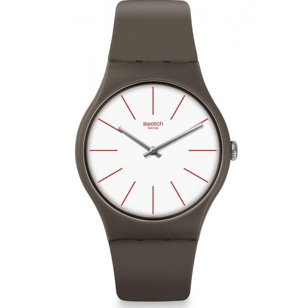 Buy Swatch Unisex Watch New Gent Greensounds SUOC107
