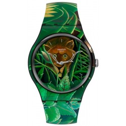 Swatch Watch MoMA The Dream by Henri Rousseau SUOZ333