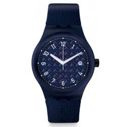 Swatch Unisex Watch Sistem51 Sistem Noite Automatic SUTN405