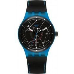 Buy Swatch Unisex Watch Sistem51 Sistem Blue SUTS401 Automatic