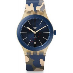 Buy Swatch Unisex Watch Sistem51 Sistem Incognito Automatic SUTT400