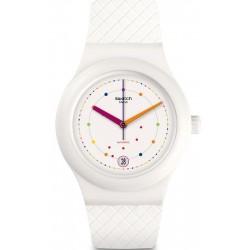 Buy Swatch Unisex Watch Sistem51 Sistem Polka SUTW403 Automatic