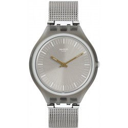 Swatch Ladies Watch Skin Regular Skinmesh SVOM100M