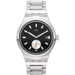 Swatch Men's Watch Irony Sistem51 Orange En Cage Automatic SY23S406G