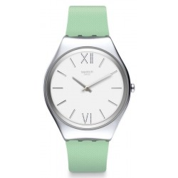 Swatch Ladies Watch Skin Irony Skin Aloe SYXS125