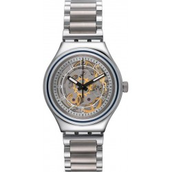 Buy Swatch Men's Watch Irony Automatic Uncle Charly YAS112G