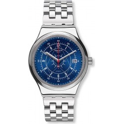Buy Swatch Men's Watch Irony Sistem51 Sistem Boreal YIS401G Automatic