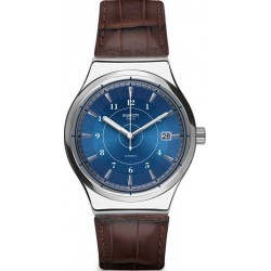 Buy Swatch Men's Watch Irony Sistem51 Sistem Fly YIS404 Automatic