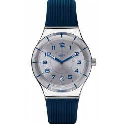 Buy Swatch Unisex Watch Irony Sistem51 Sistem Navy YIS409 Automatic