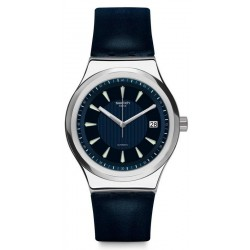 Swatch Men's Watch Irony Sistem51 Sistem Lake Automatic YIS420