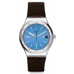Swatch Men's Watch Irony Sistem51 Classic Lines YIZ405
