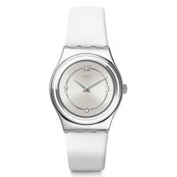 Swatch Ladies Watch Irony Medium Madame Blanchette YLS213