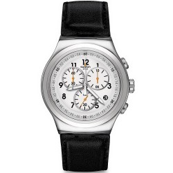 Buy Swatch Men's Watch Irony Chrono L'Imposante YOS451