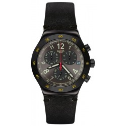 Swatch Unisex Watch Irony Chrono Vidi YVB410