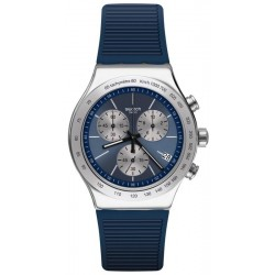 Swatch Unisex Watch Irony Chrono Lost In The Sea YVS475