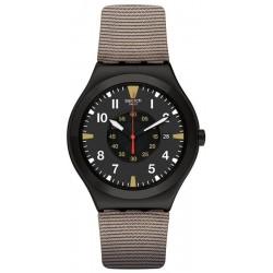 Swatch Unisex Watch Irony Big Classic Gardya YWB406
